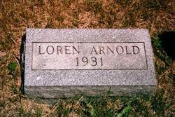 Loren Lee Arnold