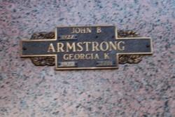 John B Armstrong
