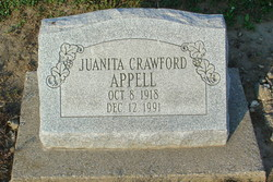 Juanita <i>Crawford</i> Appell
