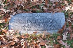 John Thomas Wilson