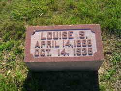 Louise S <i>Westerman</i> Miller