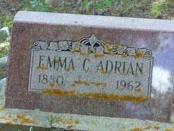 Emma Christine <i>Osborne</i> Adrian