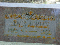 Lewis Adrian