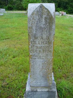 William Alonzo Jackson Gillham