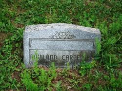 Rowland Carpenter