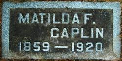 Matilda Friedericke <i>Wildfong</i> Caplin