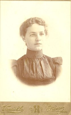 Freda Maria <i>Johnson</i> Perkins