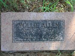 Mollie Allen