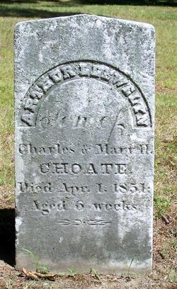 Arthur Liewelyn Choate
