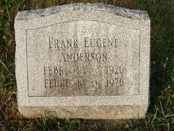 Frank Eugene Anderson