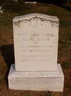 May Lambert Campbell