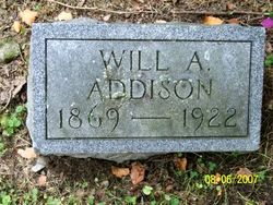 William A Will Addison