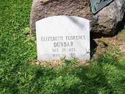 Elizabeth Florence Dunbar