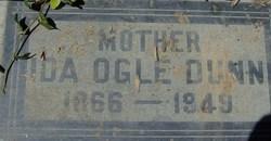 Ida Montana <i>Ogle</i> Dunn