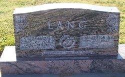 Valerian Joseph Lang