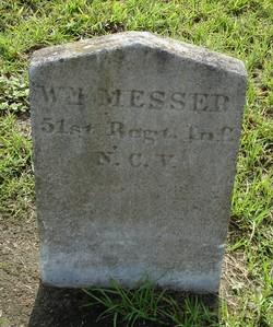 Pvt William Messer