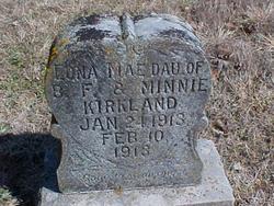 Edna Mae Kirkland