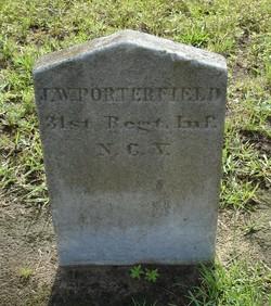 Pvt Joseph W. Porterfield