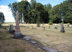 Pugh/Shedd Cemetery