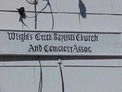 Wrights Creek Cemetery