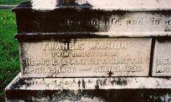 Francis Marion Beattie