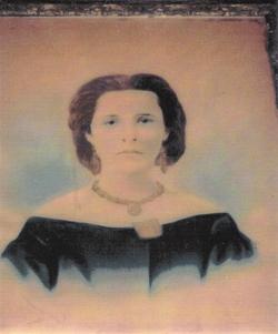 Olivia Elizabeth <i>Collier</i> CHISUM