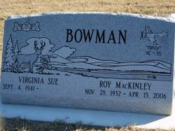 Roy MacKinley Bowman