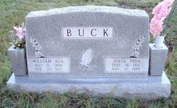 Julia Vida <i>Gibson</i> Buck