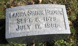 Lanna <i>Shinn</i> Brown