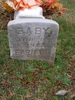Baby Son Earhart