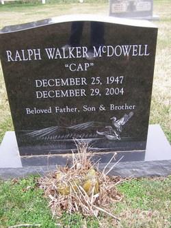 Ralph Walker Cap McDowell, Jr