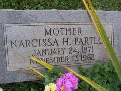 Narcissa <i>Herndon</i> Partlow