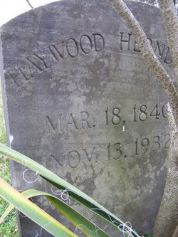 Haywood Herndon