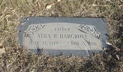 Atha Hoover Hargrove