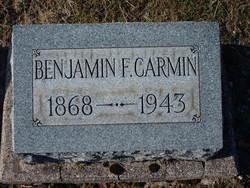 Benjamin Franklin Carmin