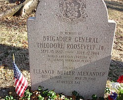 Eleanor <i>Alexander</i> Roosevelt