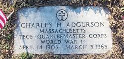 Charles H. Adgurson