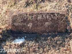 May Elizabeth <i>Freeland</i> Wakeman