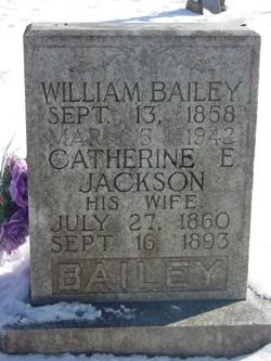 Catherine E <i>Jackson</i> Bailey
