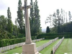 Querrieu British Cemetery