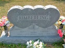 Ray Hoyt Kimberling