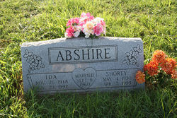 Shorty Abshire