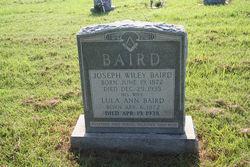 Joseph Wiley Baird