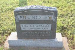 Fred S Billingsley