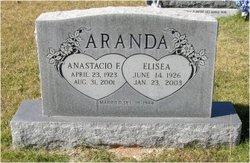 Anastacio Franco Aranda
