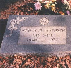 Nancy <i>Richardson</i> Vaughn