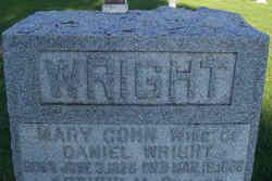 Mary <i>Conn</i> Wright