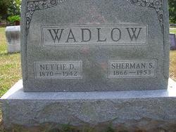 Sherman S Wadlow