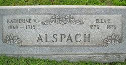 Ella E. Alspach