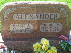 Homer Napoelian Alexander
